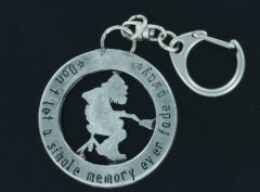 Don't let a single memory fade away. Key chain, Widespread Panic.