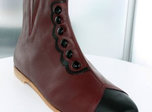 Jenny Lynn, Civil War Ankle boot