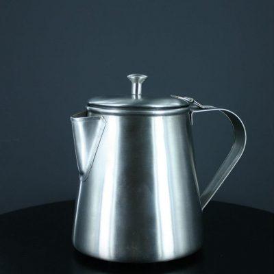 Cowboy coffee pot