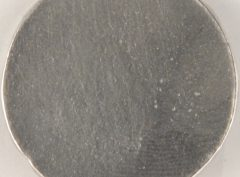 129 L pewter button 1 1/8″
