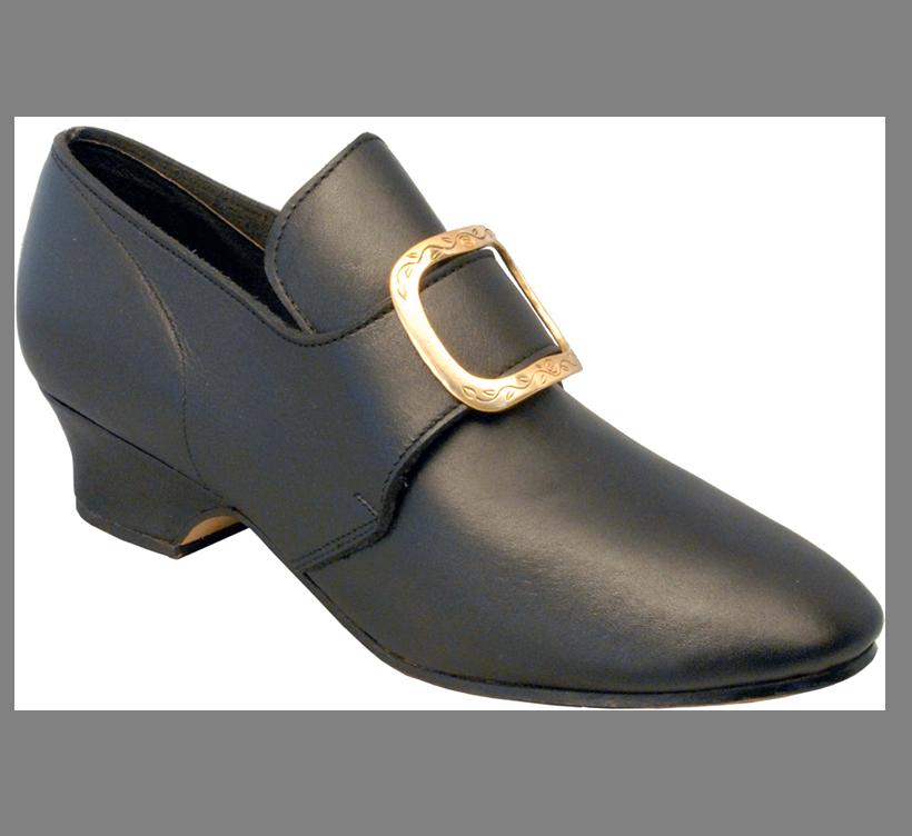 Connie Black Shoe