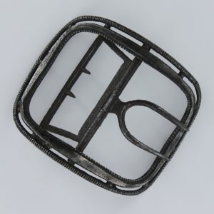 Steel Colonial Shoe Buckle