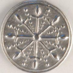 Dirk, Pewter Button, 5/8″, 120