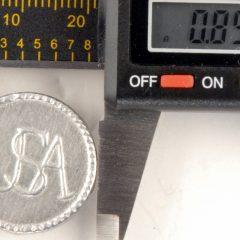 USA Pewter Button, 5/8″, 179