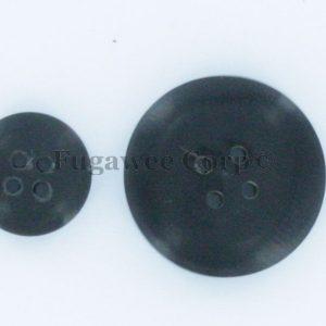 195 Black Bone button
