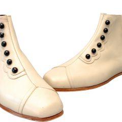 Civil war womans shoe