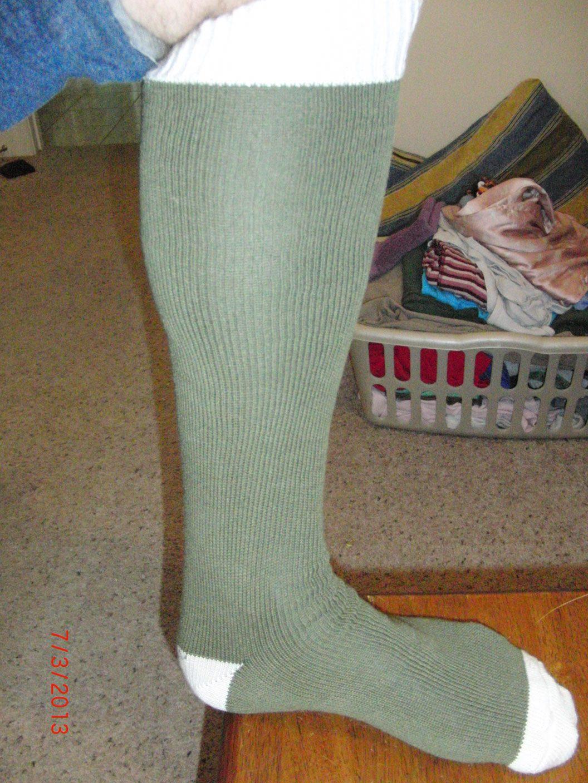 Civil war socks