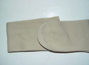 Colonial Stockings – Natural. Hand made in the USA