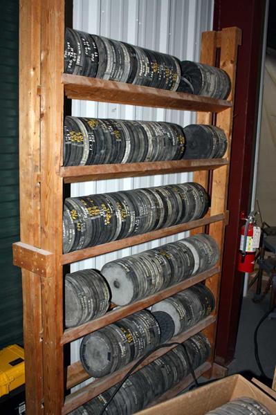 Mold rack 1