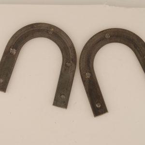 Heel plates
