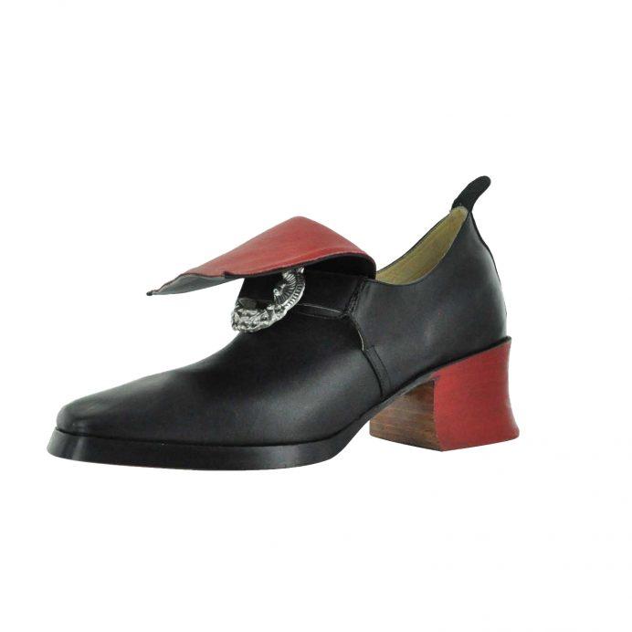 King Louis XIV shoe