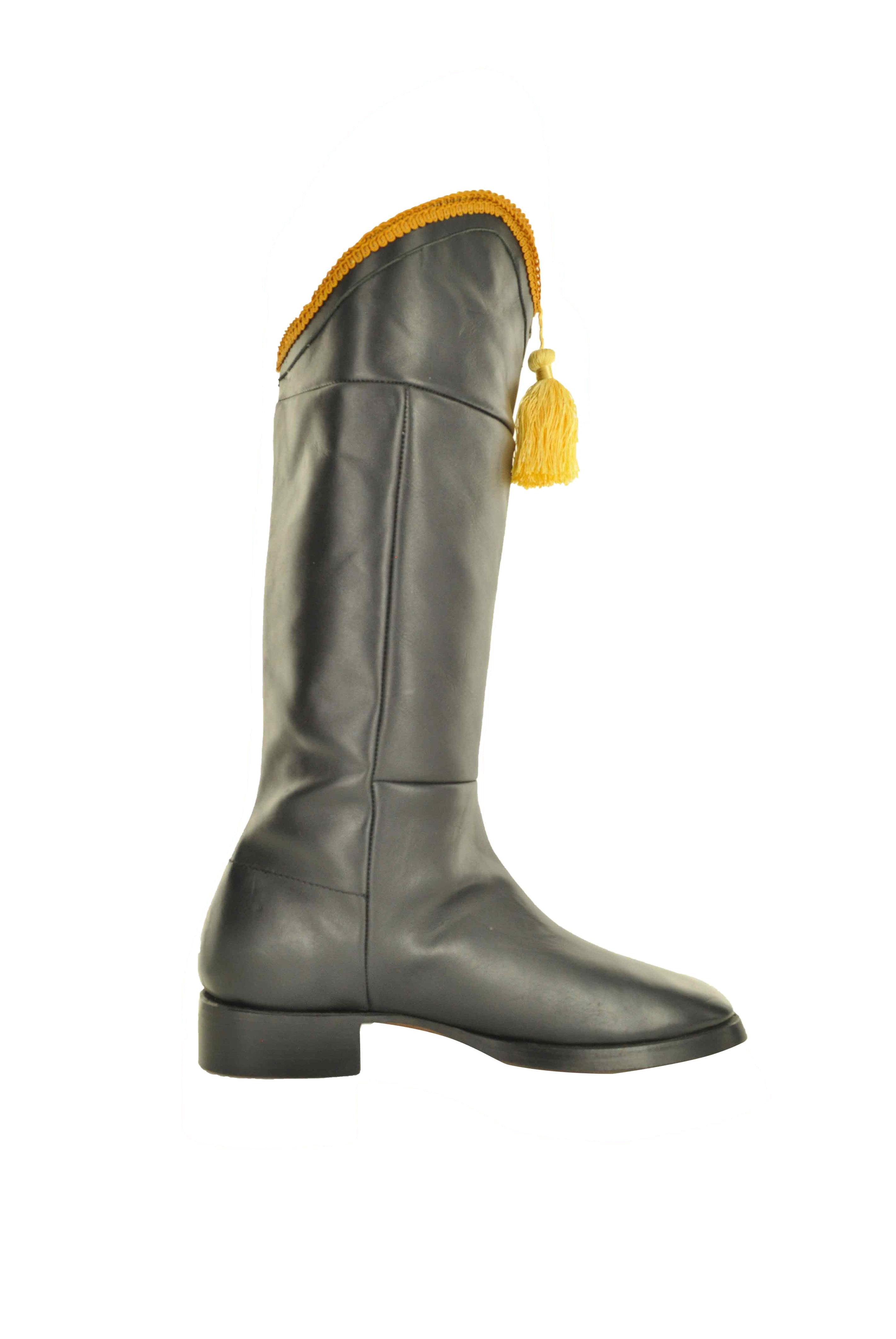 Fugawee's Hessian boot