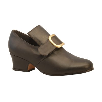 Debbie, Colonial buckle shoe