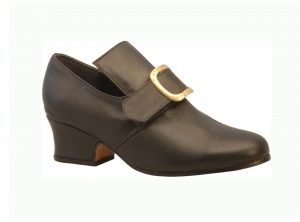 Debbie, Colonial buckle shoe