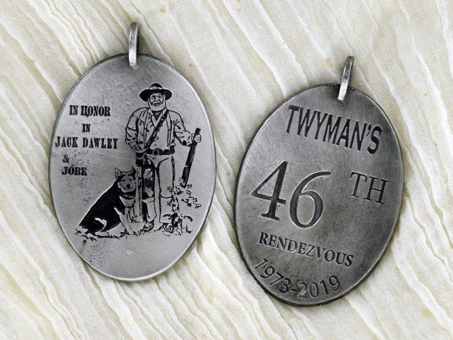 Medaillion for Twymans's
