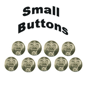 Small buttons by Fugawee