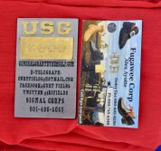 General Grant's business card by Fugawee