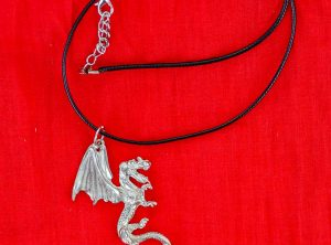 dragon pendant