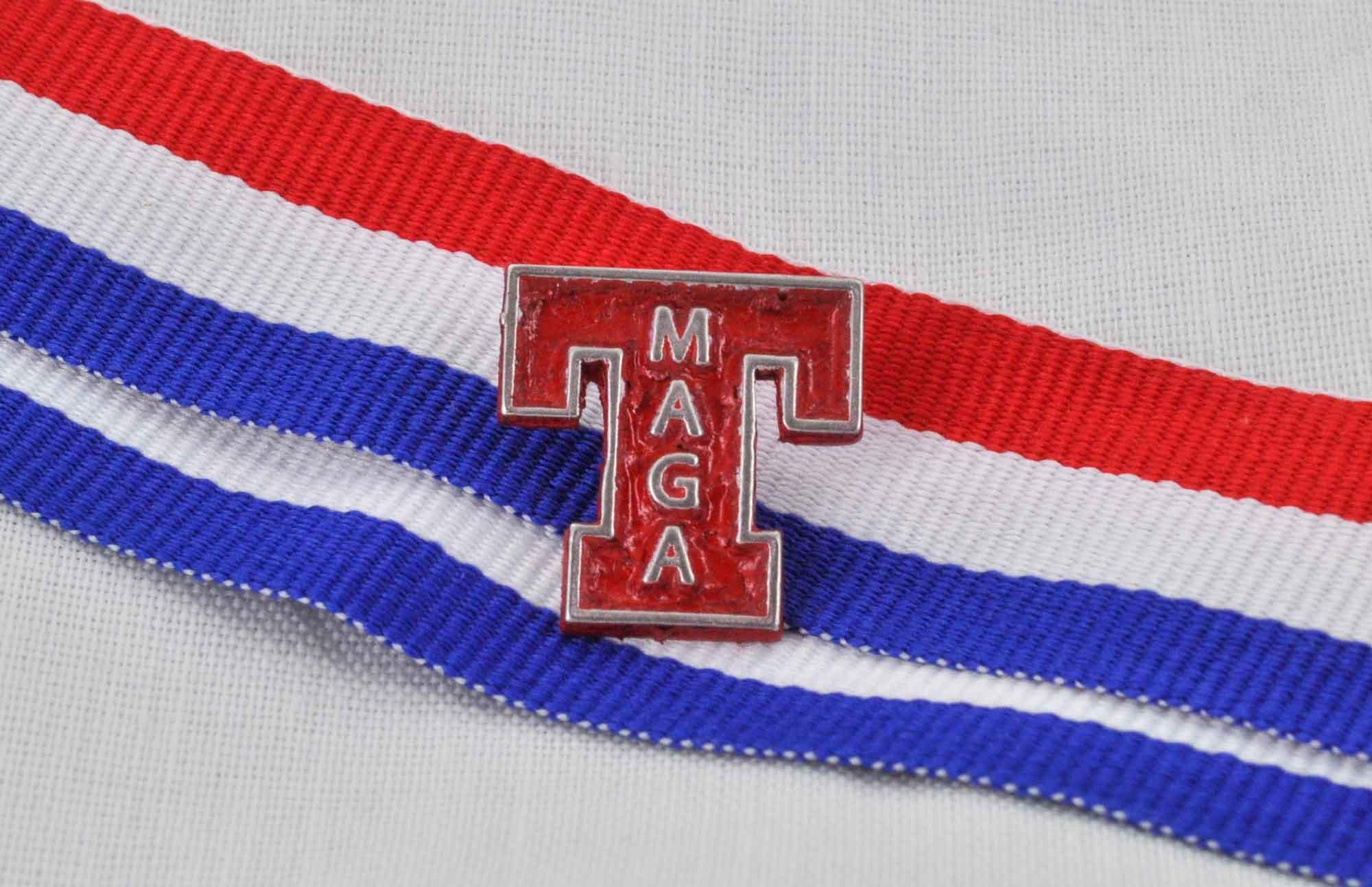 Make America Great Again T pin